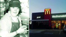 32 Yıl McDonald's'ta Çalışan Engelli Kadının Emeklilik Partisine Yüzlerce İnsan Katıldı