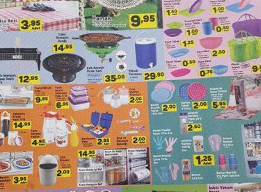 A101 18 Mayıs İndirimli Ürünler Katalogu Az Önce Yayımlandı