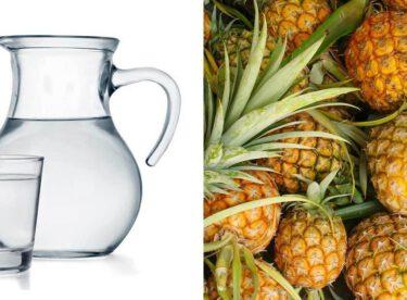 İşte Sürahinize Ananas Dilimi Eklemeniz İçin 5 Süper Neden