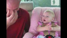 Annesi, Bebeğine Soru Sordu. Bebeğin Cevabı Herkesi Gülme Krizine Soktu!