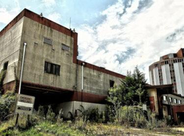Aile Terkedilmiş Bir Hastane Buldu – Hastanenin İçini Görüne Tüyleriniz Ürperecek