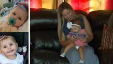 Doktorlar Bebeğin Virüs Kaptığını Söyledi – İçgüdülerine Güvenen Anne Çocuğunun Hayatını Kurtardı