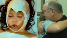 11 Yıl Önce Kurtardığı Kızı Tekrar Gören Doktor Gözyaşlarını Tutamadı
