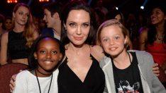 Brad Pitt ve Angelina Jolie'nin kızları Shiloh'un cinsiyet değişimi için tedaviye başlandı.