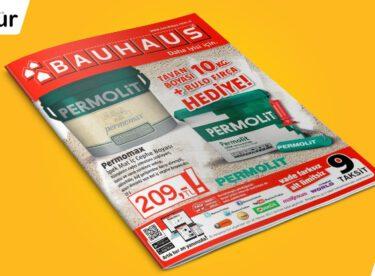 Bauhaus 3-16 Haziran 2017 Kampanya Broşürü Az Önce Yayımlandı