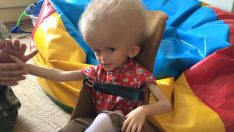Hastalığı Yüzünden Annesi Doğumdan Sonra Bebeğini Terk etti – 4 Yıl Çocuğun Hayatı Böyle Değişti