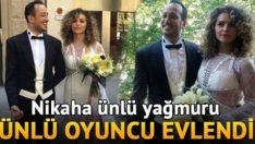 Sarp Apak İspanya'da evlendi