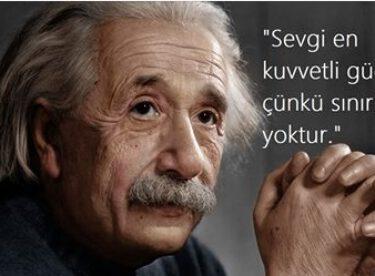 """Einstein'ın Kızına Yazdığı Mektup: """"Evrenin Dahi Ötesindeki Güç Sevgidir"""""""