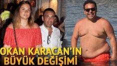 Okan Karacan'ın büyük değişimi, bakın zayıflamasının sırrı neymiş