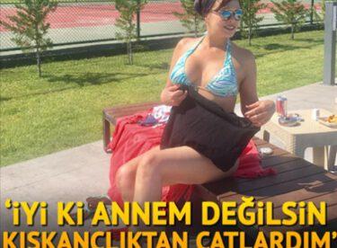 54 yaşındaki Türkiye eski güzelinin bikinili fotoğrafı olay yarattı! Nazara geleceksin dikkat et