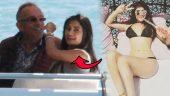 Zuhal Topal'ın Naz'ı Ağaoğlu'nun teknesinde çıktı!