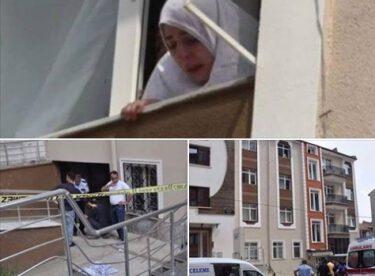 Afyonkarahisar'da 2 yaşındaki Suriye uyruklu bebek 4'üncü kattan düştü