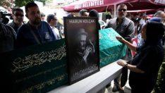 Harun Kolçak'a Son Veda! Babası Cenazeye Katılamadı