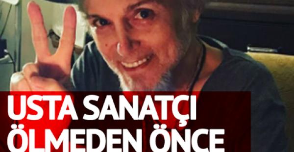 Usta müzisyen Harun Kolçak, ölümünden önce bakın ne yazmış?
