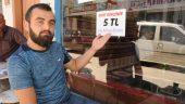 5 lira ver, dertlerinden kurtul