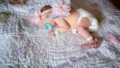 Henüz 18 Günlük Olan Bebek Öpücük Yüzünden Öldü!