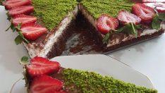 Cocostar Çikolatalı Pasta