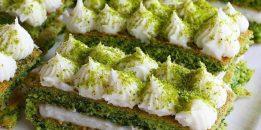 Yeşil pasta