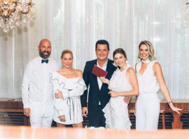 Acun Ilıcalı ve Şeyma Subaşı'nın düğününden fotoğraflar