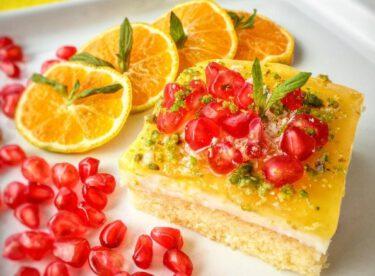 Mandalina Soslu Pasta