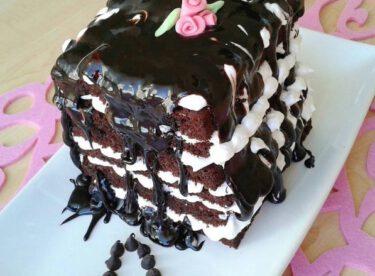 Yumuşacık Kremalı Kek Tarifi