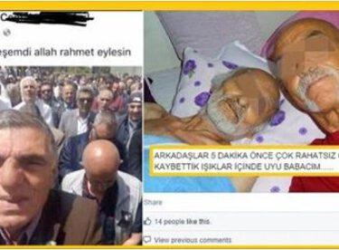 En Üzücü En Mahrem Anlarını Bile Facebook'ta Paylaşan 13 Densiz İnsan