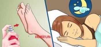 Ayağınızın Altına Sıkın,10 Dakika İçinde Mis Kokulu,Rahat Uykulara Dalın