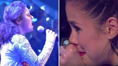 Kızın Şarkı Seçimini Önce Eleştirdiler Sonra Da Kulaklarına İnanamadılar