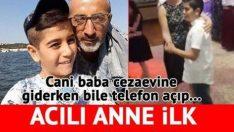 Babası tarafından öldürülen Yiğitcan'ın acılı annesi konuştu