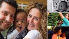 Esra Akkaya'nın Evlat Edindiği Bebeğin Son Hali Büyük Ses Getirdi