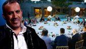 """Haluk Levent: """"Cumhurbaşkanlığı davetindeki yemekleri gördükçe içim gidiyor"""""""