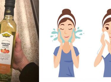 Suratınızı Elma Sirkesiyle Yıkamanız İçin 5 Neden