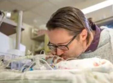 Doğum Sırasında Eşini Sonrasında Bebeğini Kaybeden Acılı Babanın Söyledikleri Herkesi Ağlattı