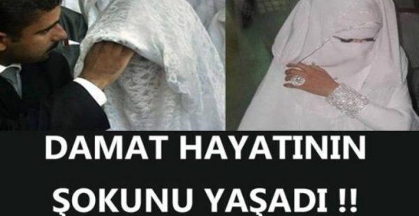 Damat Düğün Sabahı Hayatının Şokunu Yaşadı