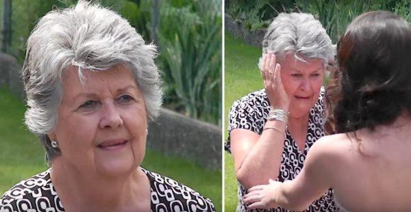 Torununun Mezuniyet İçin Giydiği Elbiseyi Görünce Gözyaşlarını Tutamadı