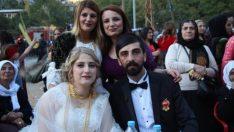 Şırnak'ta rekor kıran düğün halayı