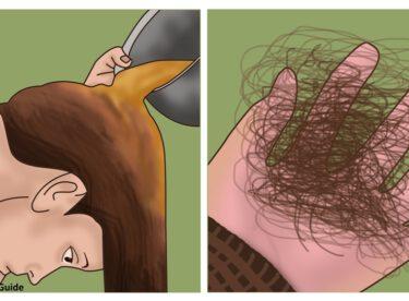 Saç Dökülmesini Doğal Yollarla Önlemek Aslında Bu Kadar Kolaymış İşte Denenmiş Çözümler