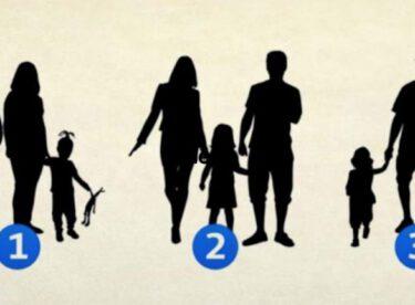 Psikoloji Testi: Bu Görüntülerden Hangisini Ailenize Daha Çok Benzetiyorsunuz?