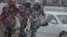 İstanbul için kar tarihi belli oldu! İşte Türkiye'nin kar haritası…