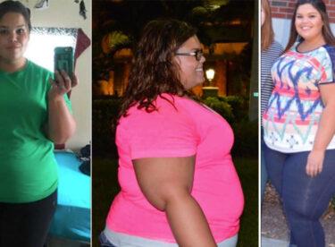 2 Alışkanlığından Vazgeçerek 80 Kilo Verdi – 1 Yıl İçindeki Değişimini Görünce Gözlerinize İnanamayacaksınız