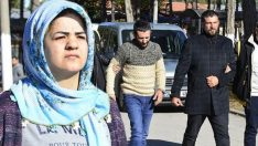 Emine T.'nin etrafında düğümlenen aşk cinayetinde işler yeni iddialarla daha da karıştı! Emine T. Tekrar Tutuklandı