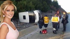 Müge Anlı'nın ekibi çok büyük bir kaza geçirdi işte son durum
