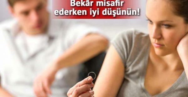 Bekâr yatılı erkek boşanma nedeni