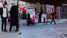 Diyarbakır'da Korkunç görüntüler… Hamile kadına çocuklarının yanında t*ciz!