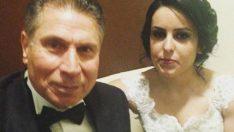 Ahmet Arıman 23 yaşındaki sevgilisi Kader Kaynak ile evlendi