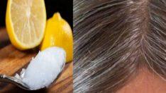 Beyazlayan Saçlara Kimyasal Değdirmeden Doğal Yollarla Veda Edin