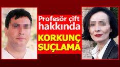 """Mersin Üniversitesi Hastanesi Profesör çift için tüyler ürperten suçlamalar: 'Bu deli kızla mı uğraşacağım. Kapatın karnını gitsin, ben çocuğumu okuldan almaya gideceğim…"""""""