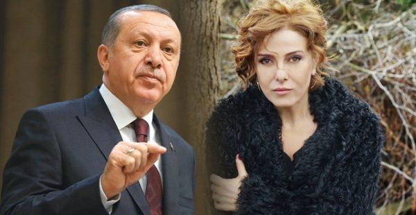 Cumhurbaşkanı Erdoğan'a söylediği sözler nedeniyle Zuhal Olcay'ın 1 yıldan 4 yıla kadar hapsi isteniyor
