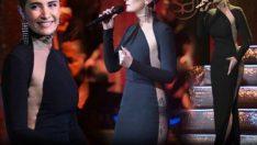 Sıla önceki akşam konser verdi baştan sona cesur dekoltesi dikkat çekti Ve izleyenler arasında…