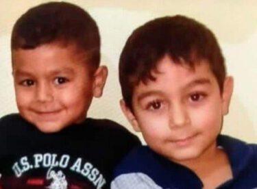Kaybolan ikizlerden acı haber geldi, çocuklar bakın nereden çıktı